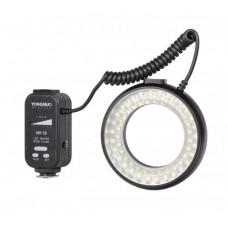 Кольцевой LED осветитель Yongnuo MR-58 для макросъемки